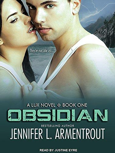Obsidian (Library Edition): Jennifer L. Armentrout