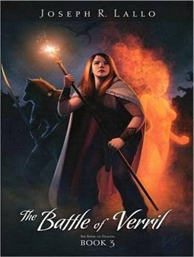 The Battle of Verril (Library Edition): Joseph Lallo