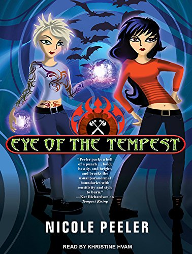 Eye of the Tempest (Library Edition): Nicole Peeler