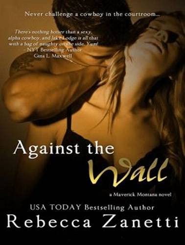 Against The Wall (Library Edition): Rebecca Zanetti