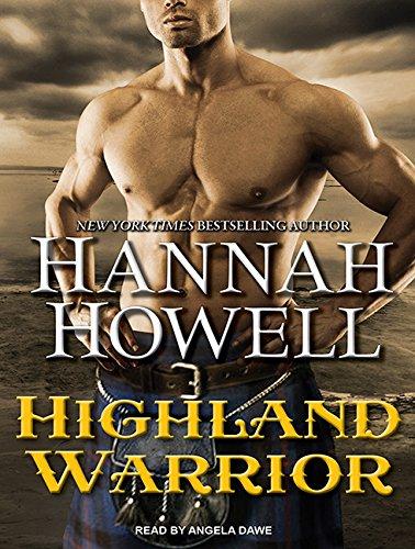 Highland Warrior (Library Edition): Hannah Howell