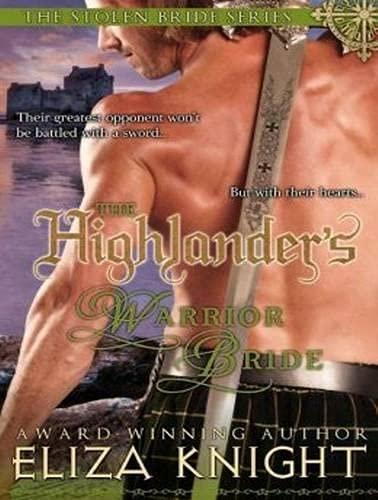 The Highlander's Warrior Bride (Compact Disc): Eliza Knight