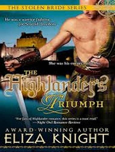 The Highlander s Triumph (Library Edition): Eliza Knight