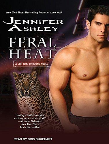 Feral Heat (Library Edition): Jennifer Ashley