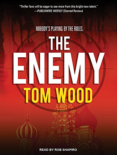 The Enemy (Library Edition): Tom Wood