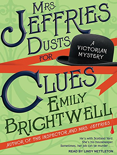 Mrs. Jeffries Dusts for Clues (Library Edition): Emily Brightwell