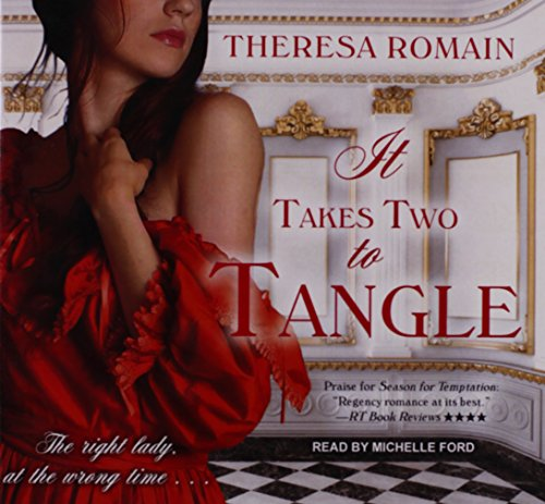 It Takes Two to Tangle (Library Edition): Theresa Romain