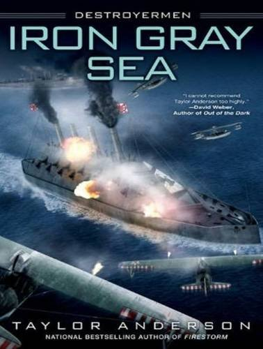 9781452652450: Destroyermen: Iron Gray Sea