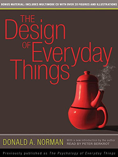 The Design of Everyday Things: Norman, Donald A.