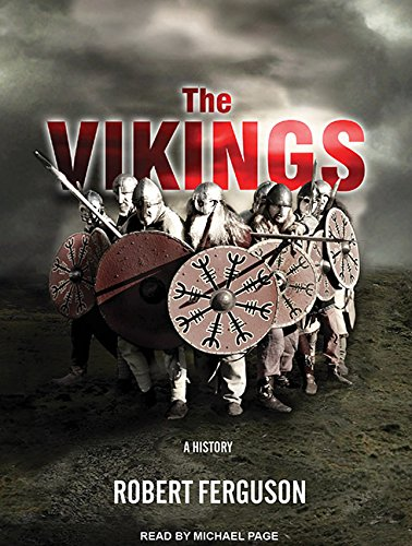 The Vikings: A History: Ferguson, Robert