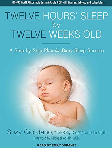 Twelve Hours' Sleep by Twelve Weeks Old: A Step-by-Step Plan for Baby Sleep Success: Abidin, ...