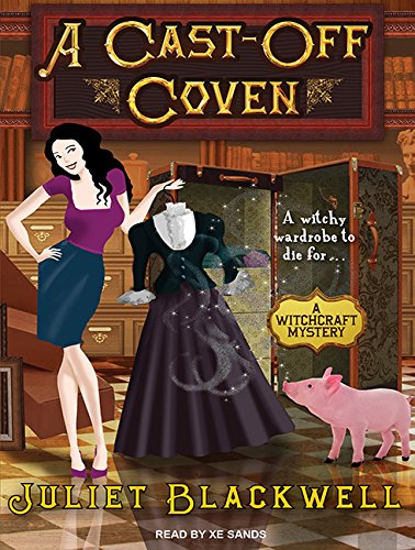 9781452660493: A Cast-Off Coven (Witchcraft Mysteries)