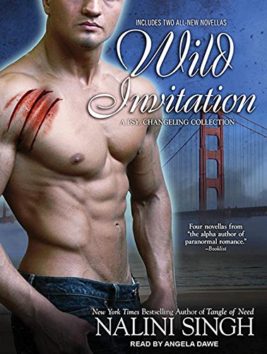 9781452662053: Wild Invitation: A Psy/Changeling Anthology (A Psy/Changeling Collection)