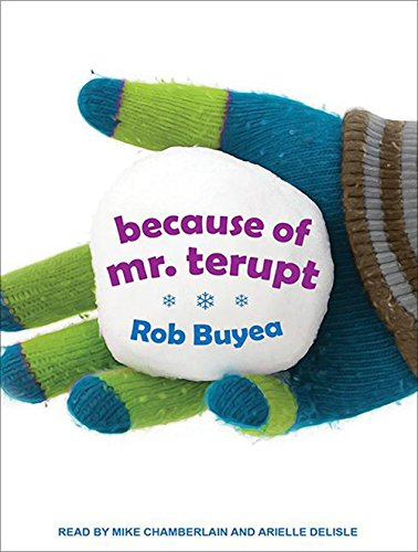 9781452662299: Because of Mr. Terupt
