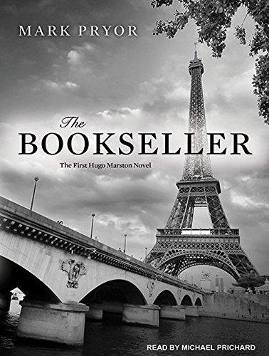 9781452663692: The Bookseller: The First Hugo Marston Novel