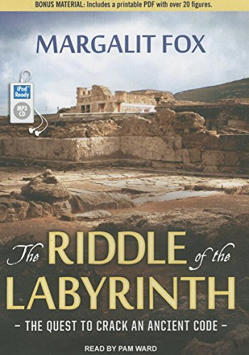 9781452666211: The Riddle of the Labyrinth: The Quest to Crack an Ancient Code
