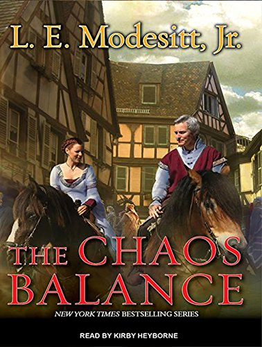 The Chaos Balance (MP3 CD): L.E. Jr. Modesitt