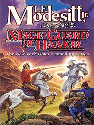 Mage-Guard of Hamor (MP3 CD): L.E. Jr. Modesitt