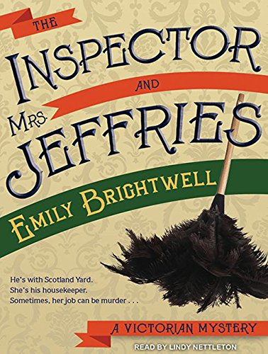 9781452668154: The Inspector and Mrs. Jeffries