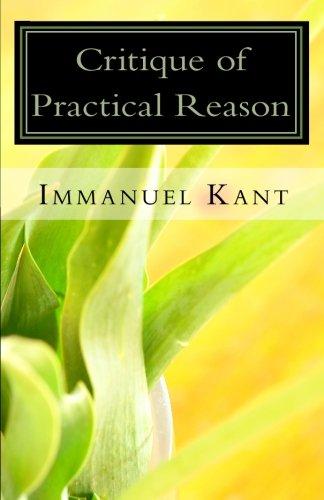 9781452801261: Critique of Practical Reason