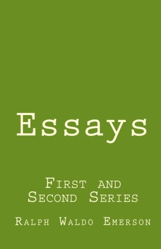 9781452801643: Essays: First and Second Series