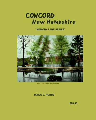 9781452802923: Concord, New Hampshire