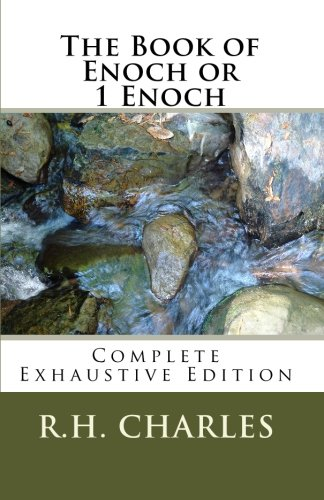 9781452804835: The Book of Enoch or 1 Enoch - Complete Exhaustive Edition
