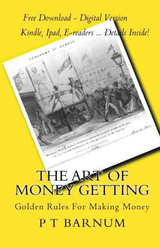 9781452811635: The Art Of Money Getting: Golden Rules For Making Money