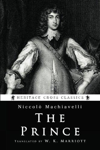 9781452817132: The Prince