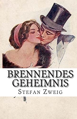 9781452826257: Brennendes Geheimnis