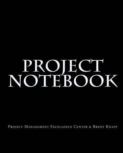 9781452827735: Project Notebook