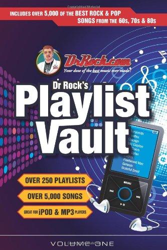 9781452836249: Dr. Rock's Playlist Vault
