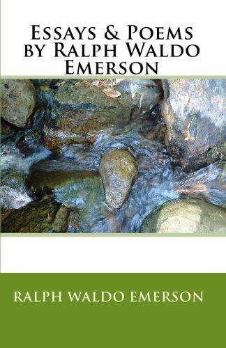 9781452845005: Essays & Poems by Ralph Waldo Emerson