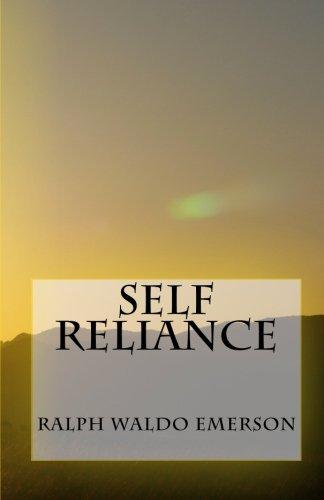 9781452847153: Self-Reliance