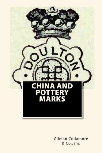 9781452857473: China And Pottery Marks