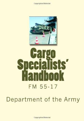 9781452859934: Cargo Specialists' Handbook: FM 55-17