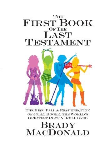 The First Book of the Last Testament: Brady MacDonald