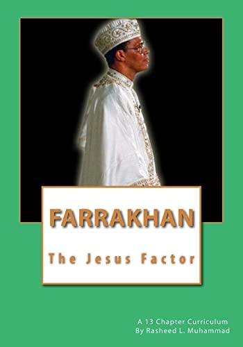 9781452869315: Farrakhan: The Jesus Factor