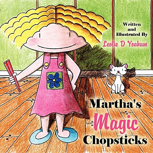 9781452870427: Martha's Magic Chopsticks