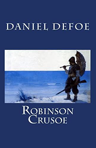 9781452876382: Robinson Crusoe (German Edition)