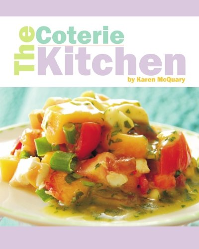9781452877167: The Coterie Kitchen