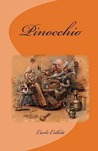 9781452879369: Pinocchio