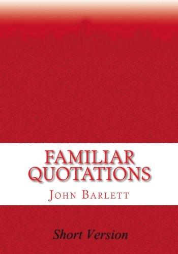 9781452880372: Familiar Quotations