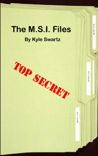 9781452886855: The M.S.I. Files: The Beginning