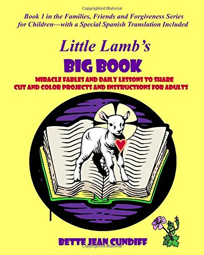 9781452890852: Little Lamb's Big Book (English and Spanish Edition)