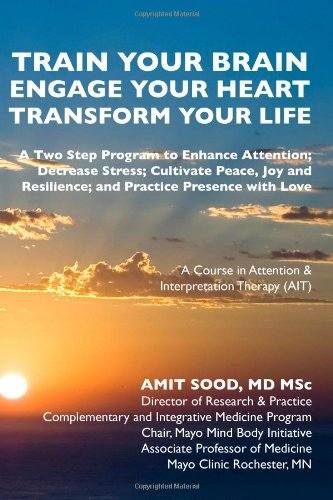 9781452898056: Train Your Brain....Engage Your Heart....Transform Your Life: A Course in Attention & Interpretation Therapy (AIT)