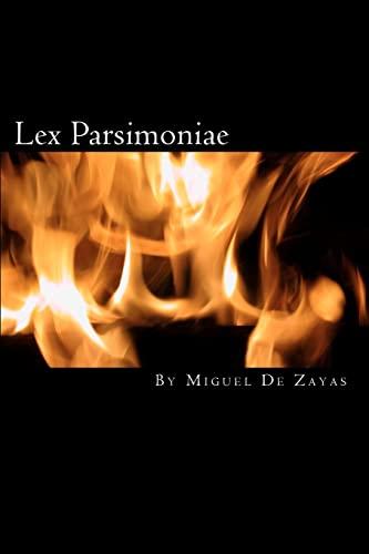 9781452899534: Lex Parsimoniae: Occam's Razor Reloaded