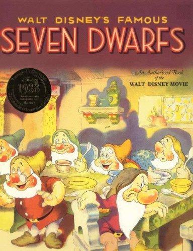 Seven Dwarfs: Walt Disney's Famous Seven Dwarks: Dalmatian Press
