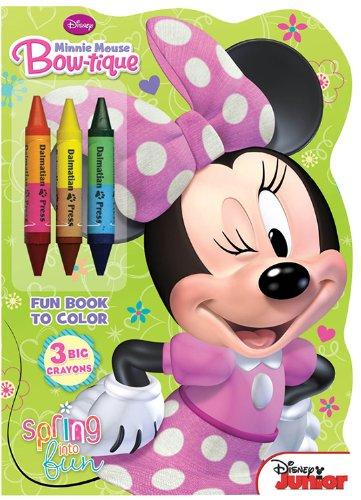 9781453048580: Minnie Mouse Bow-Tique