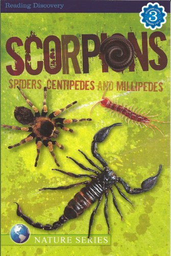 Scorpions, Spiders, Centipeds, and Millipeds (Reading Discovery)